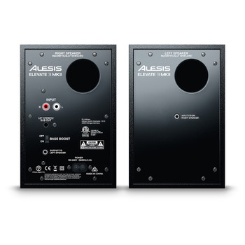 Elevate 3 MKII (pair) Inputs/Outputs