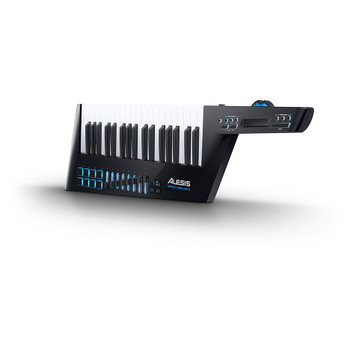 VORTEX WIRELESS 2 37-Key Wireless Keytar Controller angled view