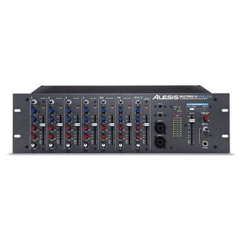 MultiMix 10 Wireless 10-Channel 3RU mixer with Bluetooth front view