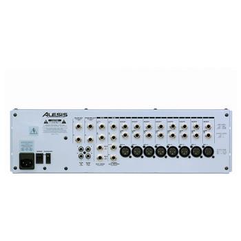 MULTIMIX 12R 12-channel 3RU mixer MULTIMIX 12R 12-channel 3RU mixer back view