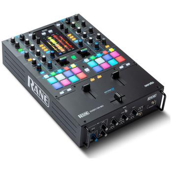 RANE-DJ-SEVENTY-TWO-MKII-DJ-Mixer-Ultra-Tough-Premium-Scratch-Mixer-with-Performance-Touchscreen-Angle-EMI-Audio