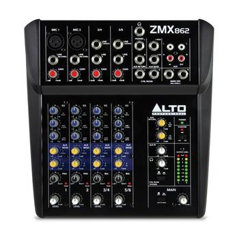 ZMX862 Front