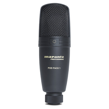 Pod Pack 1 Mic with supercardiod pattern