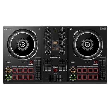 PIONEER DJ DDJ-200 Smart DJ Controller top view. EMI Audio