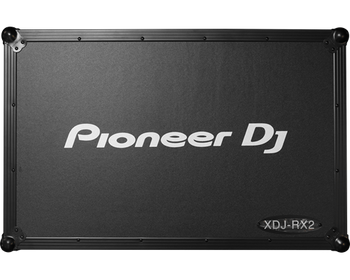 Flight case for the XDJ-RX2 CLOSE