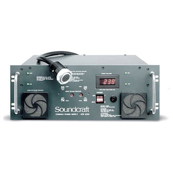 SOUNDCRAFT CPS2000 Power Supply For MH Series Mixers