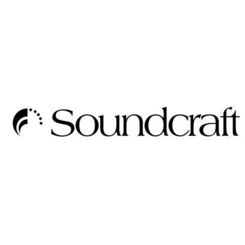Soundcraft Cat5 2U Panel for 2 x SB. No image available. EMI Audio
