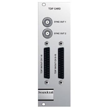 SOUNDCRAFT VI6 LOCAL RACK TDIF CARD SPARES EMI Audio