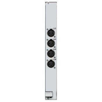 SOUNDCRAFT VI6 AES 8CH I/P -  8 x AES/EBU In EMI Audio