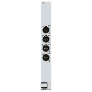 SOUNDCRAFT VI6 AES 8CH O/P STAGEBOX SPARES KIT ViSB RS2447SP EMI Audio