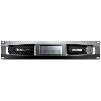 Crown DCi  Analog 8-600 power amplifier front view