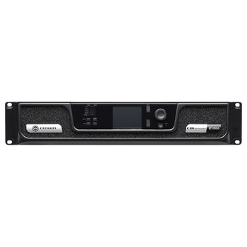 CDi 2|1200 two channel amplifier front view
