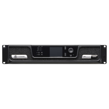 CDi 2|300 two channel amplifier front view