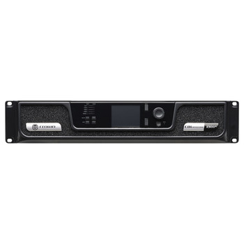CDi 2|600BL two channel amplifier with BLU Link front view
