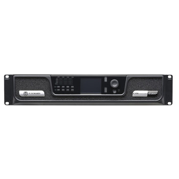 CDi 4|1200BL 4 channel amplifier with blu link front view