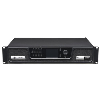 CDi 4|1200 4 channel amplifier front top view