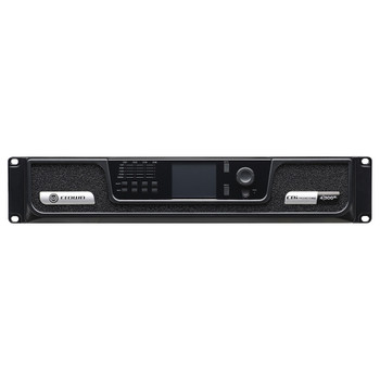 CDi 4|300BL amplifier with blu link front view