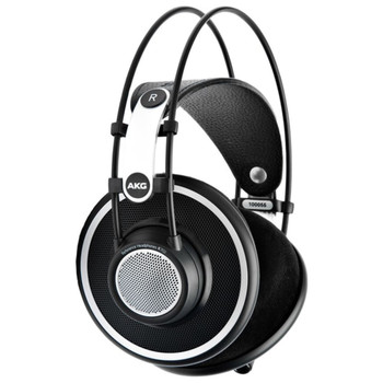 AKG K702 Reference Studio Headphones Angle
