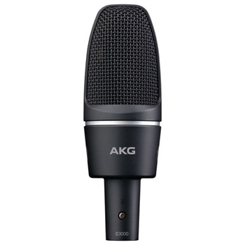 AKG C3000 Large diaphragm microphone Front