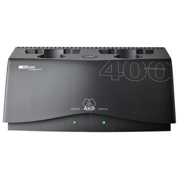 AKG CU400 EU/US/UK Charging unit Front