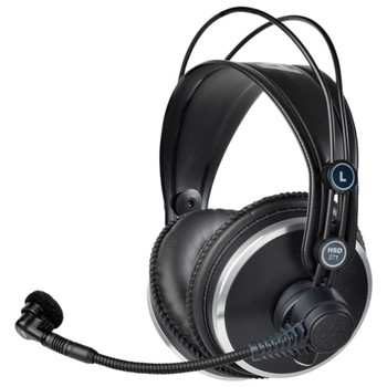 AKG HSD271 Professional over-ear headset Angle