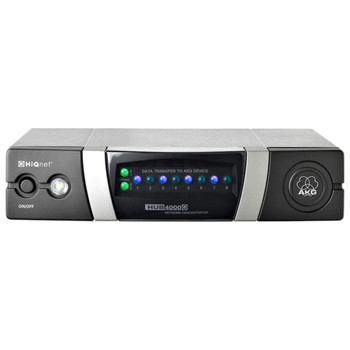 AKG HUB4000 Q Network concentrator Front