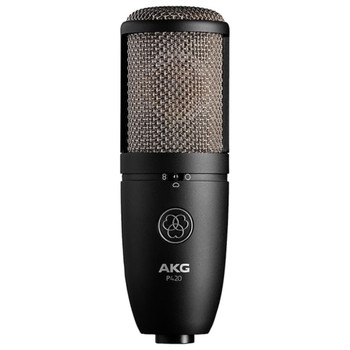 AKG P420 High-Performance Condenser Microphone Front