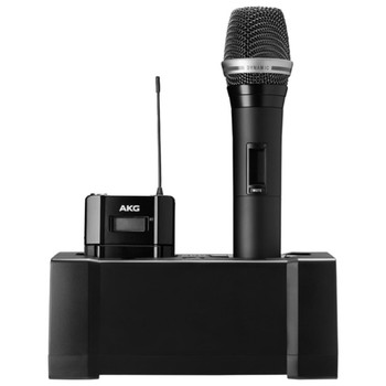 AKG DMS800 CU800 Digital Microphone System Charging unit with transmitters