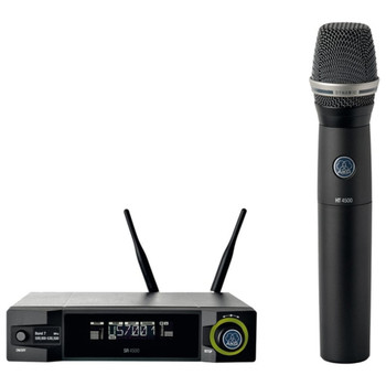 AKG WMS4500 D7 Set BD7 Reference Wireless Microphone System
