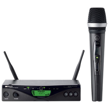 AKG WMS470 D5 SET BD8 50mW Professional wireless microphone system