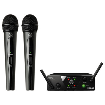 AKG MINI2VOC-US25A/C Wireless Microphone System