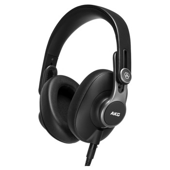 AKG K371-BT Over-ear, closed-back, foldable studio headphones with bluetooth. EMI Audio