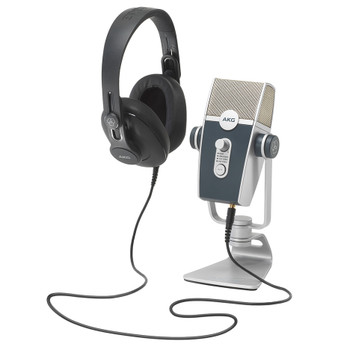 AKG Podcaster Essentials OVERVIEW
