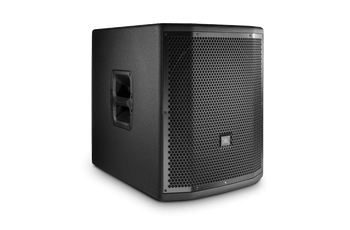 "JBL PRX815XLFW 15"" Self-Powered Extended Low Frequency Subwoofer System with Wi-Fi front"