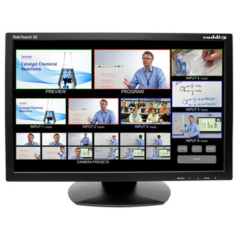 """Teletouch 22"""" Touch Screen System - View 2"""