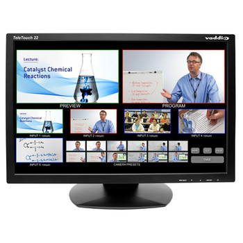 """Teletouch 22"""" Touch Screen System - View 1"""