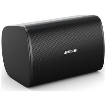 BOSE-DesignMax-DM5SE-Pair-Black-Background-Foreground-loudspeaker-One-EMI-audio