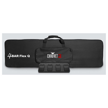 4BAR Flex Q Case and foot controller