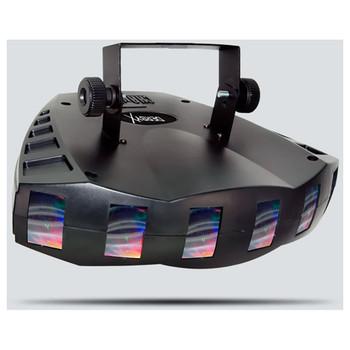 CHAUVET Derby X DMX-512 LED derby effect light front/left view