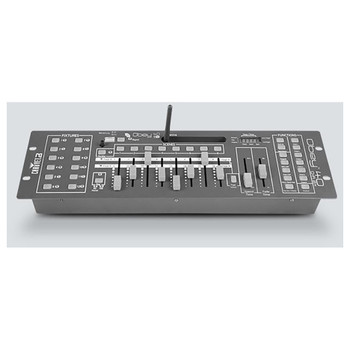 CHAUVET Obey 40 D-Fi 2.4 full-featured lighting controller with built-in D-Fi transmitter view of top with all control panels
