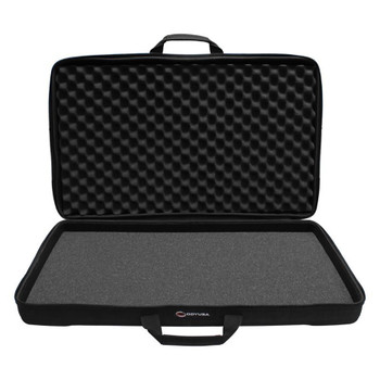 LARGE Size DJ Controller / Utility EVA Molded Universal Carrying Bag BMSLDJCL open bag empty