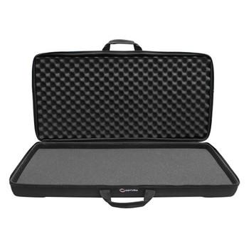 EXTRA LARGE Size DJ Controller / Utility EVA Molded Universal Carrying Bag BMSLDJCXL open bag empty