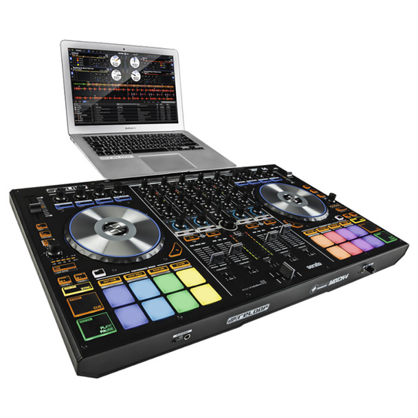 MIXON 4 - Setup Laptop