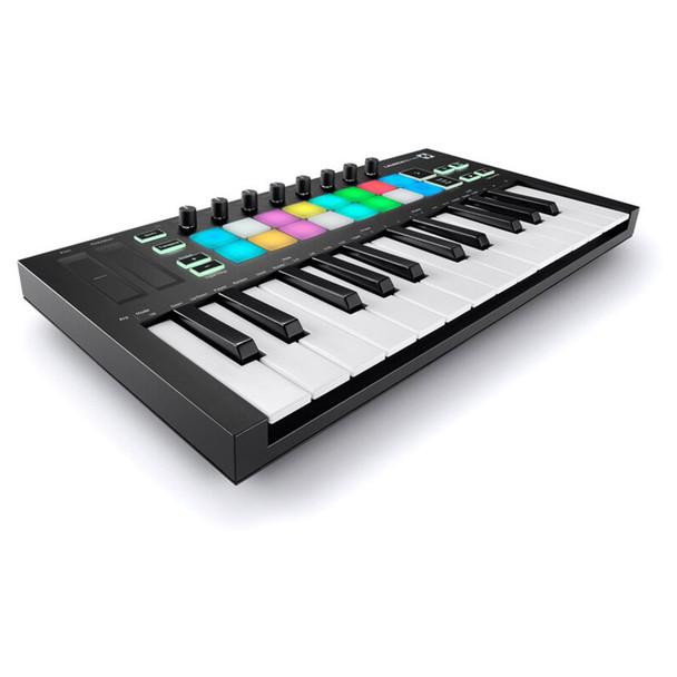 NOVATION Launchkey Mini [MK3] 25 Mini-key USB Controller Keyboard with Software