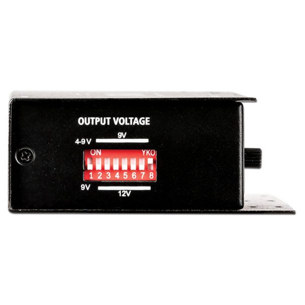 ISO-8U Eight output isolated power supply w/ USB voltage selector