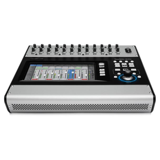 QSC TouchMix 30 Pro Touch Screen Digital Audio Mixer front view