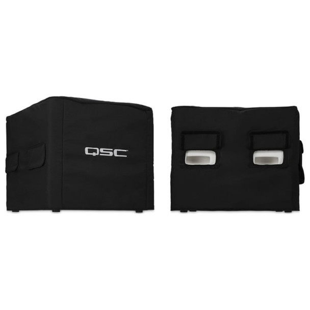 QSC KLA181 COVER Soft padded cover for the KLA181 Subwoofer; constructed from heavy-duty Nylon/Cordura material