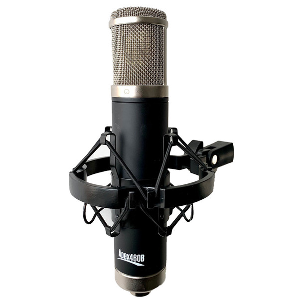 Apex-460b-tube-condenser-mic-front-view