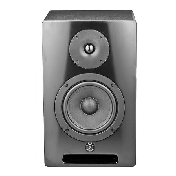"""YORKVILLE YSM6 Studio Monitor Series 68 Watt powered 6.5"""" Speaker front view"""