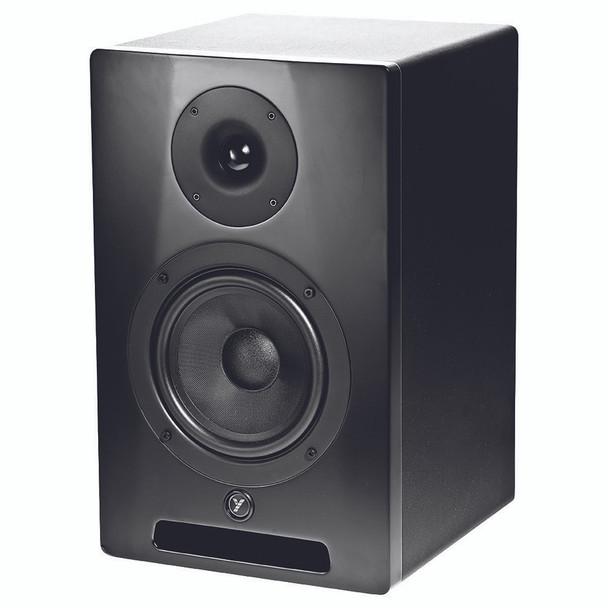 """YORKVILLE YSM6 Studio Monitor Series 68 Watt powered 6.5"""" Speaker right view"""